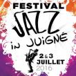 FESTIVAL JAZZ IN JUIGNE 2016