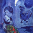 CHAGALL, ENTRE GUERRE ET PAIX