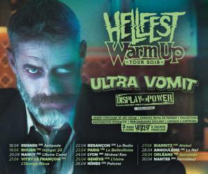 HELLFEST WARM UP RIDE 2017 : place, billet, ticket