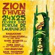 Festival ZION GARDEN d'HIVER #6