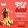 COOKSOUND FESTIVAL 2013