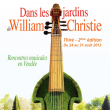 FESTIVAL DANS LES JARDINS DE WILLIAM CHRISTIE