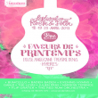 FESTIVAL FAVEURS DE PRINTEMPS 2013 : programmation, billet, place, pass, infos