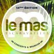 Concert Festival le Mas des Escaravatiers 2016