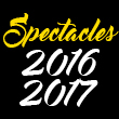 SPECTACLES 2016/2017