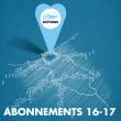 ABONNEMENTS 2016 - 2017