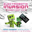 ELECTROBOTIK INVASION FESTIVAL 2012 : programmation, billet, place, pass, infos