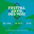 FESTIVAL AU FIL DES VOIX 2016 ERMITAGE