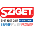 SZIGET FESTIVAL 2013
