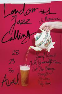 LONDON JAZZ CALLING : place, billet, ticket