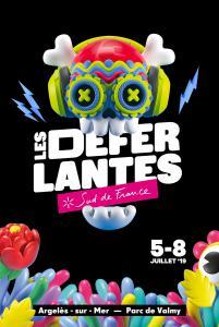 Festival LES DEFERLANTES 2017 - 11EME EDITION