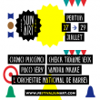 Festival SUN ART 2012 : programmation, billet, place, pass, infos