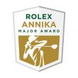 ROLEX ANNIKA MAJOR AWARD