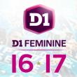D1 FEMININE SAISON 2016 2017