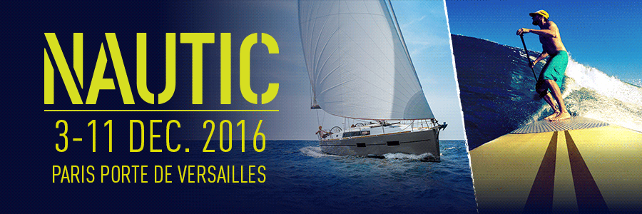 Nautic - Salon Nautique Paris