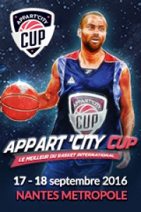 Appart'City Cup 2016