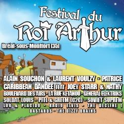Billets Festival du Roi Arthur 2016