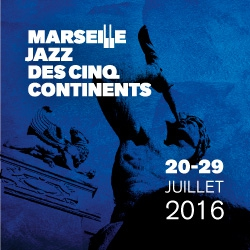 Billets Marseille Jazz des cinq continents