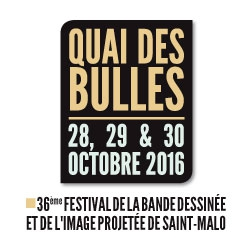 Billets FESTIVAL QUAI DES BULLES 2016