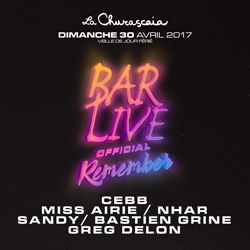 Billets BARLIVE REMEMBER