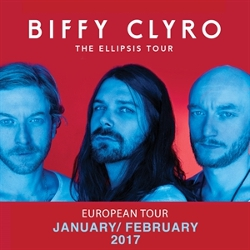 Billets Biffy Clyro