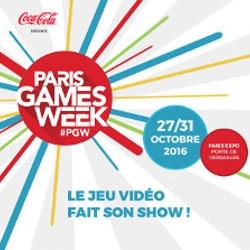 Billets Paris Games Week by Coca-Cola
