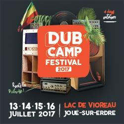 Billets DUB CAMP FESTIVAL 2017