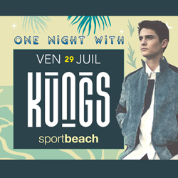 Billets One Night With…KUNGS