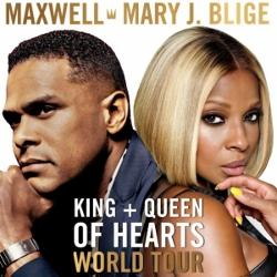Billets MAXWELL & MARY J. BLIGE