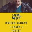 Soirée SMMMILE : MATIAS AGUAYO + SASSY J  à Paris @ Le Trabendo - Billets & Places