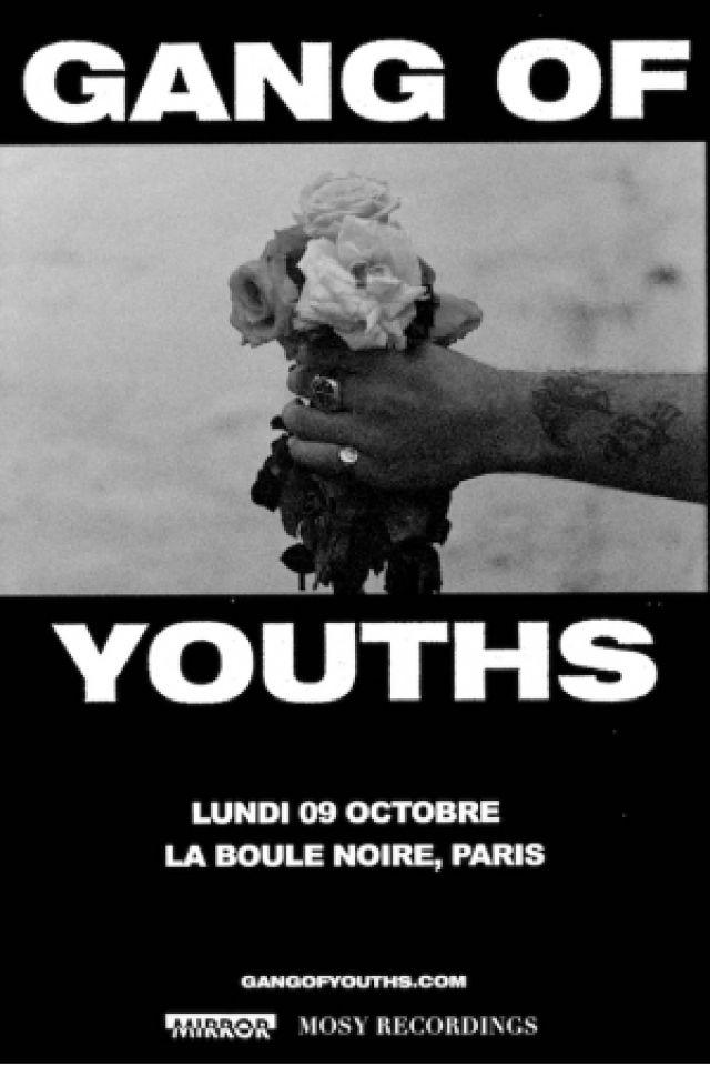 Concert GANG OF YOUTHS à PARIS @ La Boule Noire - Billets & Places