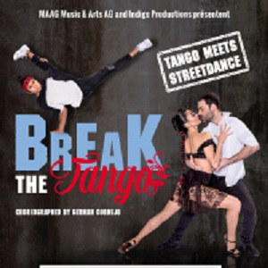 Spectacle BREAK THE TANGO