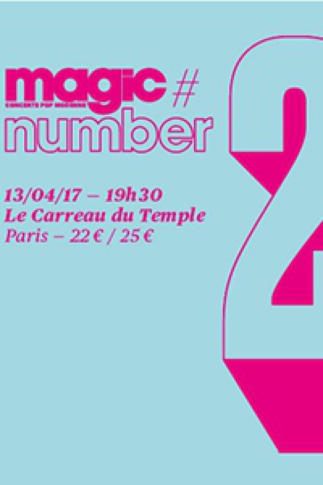 Concert Magic Number #2 - Vashti Bunyan + Steve Gunn à PARIS @ AUDITORIUM - CARREAU DU TEMPLE - Billets & Places
