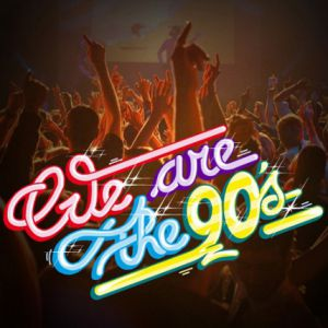 Soirée WE ARE THE 90's à Montpellier @ Le Rockstore - Billets & Places