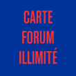 CARTE FORUM ILLIMITE à Paris  @ Forum des Images - Billets & Places
