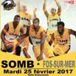 Match SOMB-FOS PRO B à BOULOGNE SUR MER @ Salle Damrémont - Billets & Places
