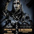 Concert Gaahl's Wyrd + The Great Old Ones + Audn