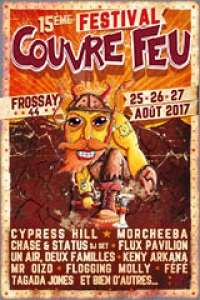 FESTIVAL COUVRE FEU 2017